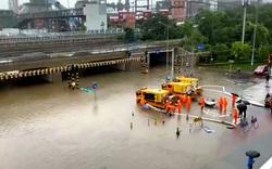 Trung Quốc: Lượng mưa kỷ lục trong vòng 60 năm khiến 25 người thiệt mạng và hơn 1,2 triệu người bị ảnh hưởng