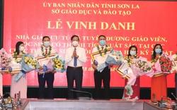 Sơn La: 7 cá nhân được phong tặng danh hiệu Nhà giáo Ưu tú