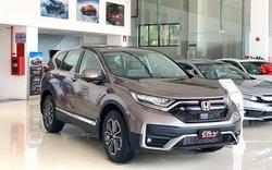 Xe Trung Quốc MG HS giảm giá sâu, Honda đáp trả cực gắt