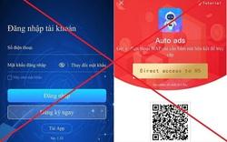 Hà Nam: Cảnh báo hệ thống Auto Ads có dấu hiệu lừa đảo, hoạt động như mô hình đa cấp