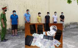 Hà Nam: Nhóm đối tượng đánh bạc trong rừng giữa dịch Covid-19