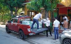 Quảng Nam: Hội Khởi nghiệp sáng tạo Tam Kỳ mang nhiều phần quà ý nghĩa đến khu cách ly