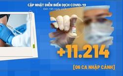Diễn biến dịch Covid-19 ngày 23/8: Không để bất kỳ người dân nào đứt bữa, thiếu chăm sóc y tế