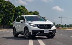 Honda CR-V bản nâng cấp 2021: Siêu công nghệ nhưng đắt đỏ