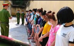 Hà Nam: Quán karaoke cho 25 người sử dụng ma túy giữa dịch Covid-19