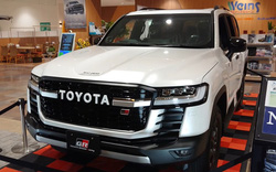 Trải nghiệm thực tế Toyota Land Cruiser GR Sport 2022 vừa về đại lý, có gì hút khách?