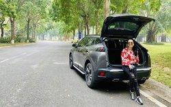 Nữ chủ xe đánh giá chi tiết ưu nhược điểm Peugeot 2008