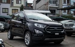 Người dùng chỉ rõ nhược điểm xe Ford Ecosport 2021 trong quá trình sử dụng