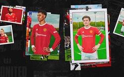 CĐV thất vọng với áo đấu sân nhà của Man United mùa 2021/22