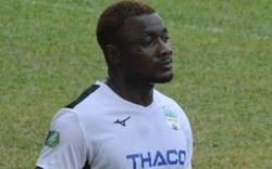Cầu thủ nhập tịch gốc Nigeria bất ngờ xin rời HAGL