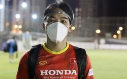 Tiền vệ Lê Tiến Anh tiết lộ được HLV Park Hang-seo sử dụng ở vị trí không ai ngờ tới