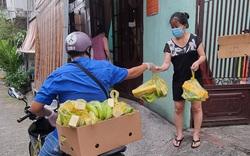 TP.HCM: Hơn 500.000 trái chuối gửi tặng tuyến đầu chống dịch