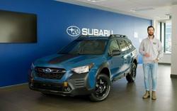 Cận cảnh Subaru Outback Wilderness 2022, chiếc xe đẹp nhất của Subaru hiện nay