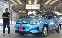 Xe điện Trung Quốc BYD E6 lộ diện, giá khoảng 900 triệu đồng