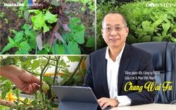 """Công ty Giấy Lee & Man Việt Nam: Mô hình """"nông trại xanh"""" làm xanh hóa không gian công nghiệp"""
