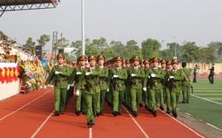 Trường đầu tiên khối công an có điểm chuẩn: Học viện Cảnh sát Nhân dân, cao nhất 29,75