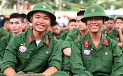 Điểm chuẩn đại học 2021 các trường quân đội cao nhất bao nhiêu?