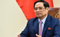 Hội nghị thượng đỉnh thương mại dịch vụ toàn cầu mà Thủ tướng tham dự theo lời mời của ông Tập Cận Bình có gì?