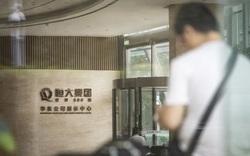 Cổ phiếu China Evergrande tụt mạnh 19% khi hàng trăm triệu USD trái phiếu đến hạn thanh toán lãi