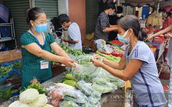 """Người dân tại TP.HCM đi chợ, siêu thị phải có """"thẻ xanh Covid"""""""
