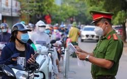 Sau 6 giờ 21/9, Hà Nội nới lỏng một số hoạt động, người dân di chuyển trong TP thế nào?