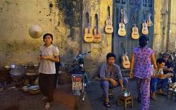 Xóm làm đàn guitar phát đạt nhất ở khu Tôn Đản khét tiếng một thời