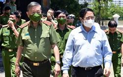Thủ tướng yêu cầu Bộ trưởng Bộ Công an chỉ đạo kiểm tra không để tụ tập đông người nơi công cộng