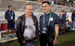 """Thái Lan dùng 8,4 tỷ đồng """"chuộc"""" HLV Kiatisak, bầu Đức trả lời"""