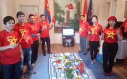 Mổ cừu ở Mông Cổ ăn mừng cảm ơn U23 Việt Nam