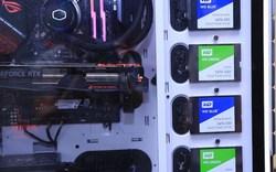 """WD trình làng ổ SSD dung lượng """"khủng"""", tốc độ """"khủng"""", tích hợp tản nhiệt"""