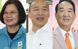 Bỏ phiếu ở Đài Loan: Đâu là gương mặt sáng giá nhất trở thành lãnh đạo mới?