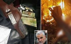 Tình báo Mỹ công bố ảnh hiện trường mới nhất vụ dùng tên lửa bắn chết tướng Iran