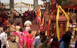 Bát Tràng mở hội làng truyền thống