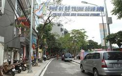 Ngắm phố đi bộ thứ 2 của Hà Nội trước giờ khai trương