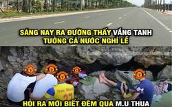 """MU thua Barca, fan """"rút hết vào hang"""" chờ trận lượt về"""