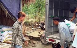 Công ty DAP số 2: Hỗ trợ phân bón cho nông dân vùng lũ Bát Xát