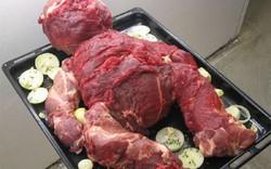 Coi chừng nhìn nhầm (8): Nhìn thịt mà thèm... thịt