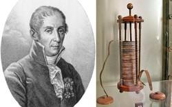 Nhà bác học Alessandro Volta: Cha đẻ của pin điện