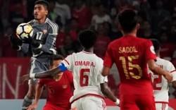 Lý do U19 UAE có hiệu số lớn nhất bảng A vẫn bị loại