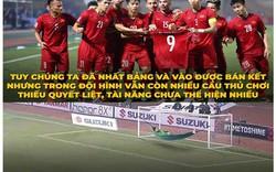 Loạt ảnh chế đội tuyển Việt Nam sau vòng bảng AFF Cup 2018