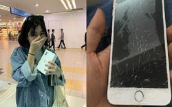 Vừa vỡ màn hình điện thoại, cô gái được bạn thân tức tốc tặng luôn iPhone 11