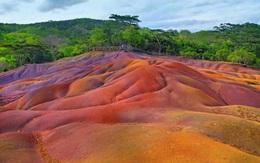 'Thiên đường' rực rỡ 7 sắc màu, nơi sỏi đá cũng tìm đến nhau