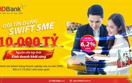 Hàng loạt gói vay siêu rẻ, với lãi suất chỉ từ 4,99% dành cho doanh nghiệp SME và hộ kinh doanh
