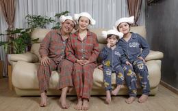Diễn viên Thanh Thúy: 'Gia đình nhỏ có tôi là nữ hoàng cùng ba chàng lính ngự lâm'