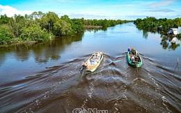 Khám phá sông Cái Tàu