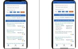 App Oxy 247: Giúp tìm giường oxy cho bệnh nhân Covid-19