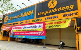 Tạm đóng cửa hơn 2.000 cửa hàng, doanh thu Thế giới Di động giảm 25%