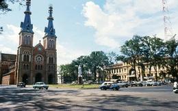 Chưa đến nhà thờ Đức Bà - chưa đến Sài Gòn