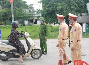 Phong toả 2 thôn ở Hà Tĩnh có trường hợp tái dương tính với Covid-19