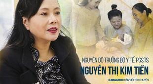 Nguyên Bộ trưởng Nguyễn Thị Kim Tiến trải lòng về chuyện nghề, chuyện đời